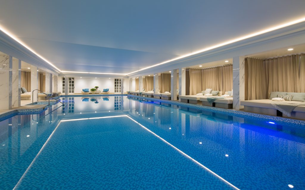Spa Facilities at Eastwell Manor - Champneys Hotel and Spa