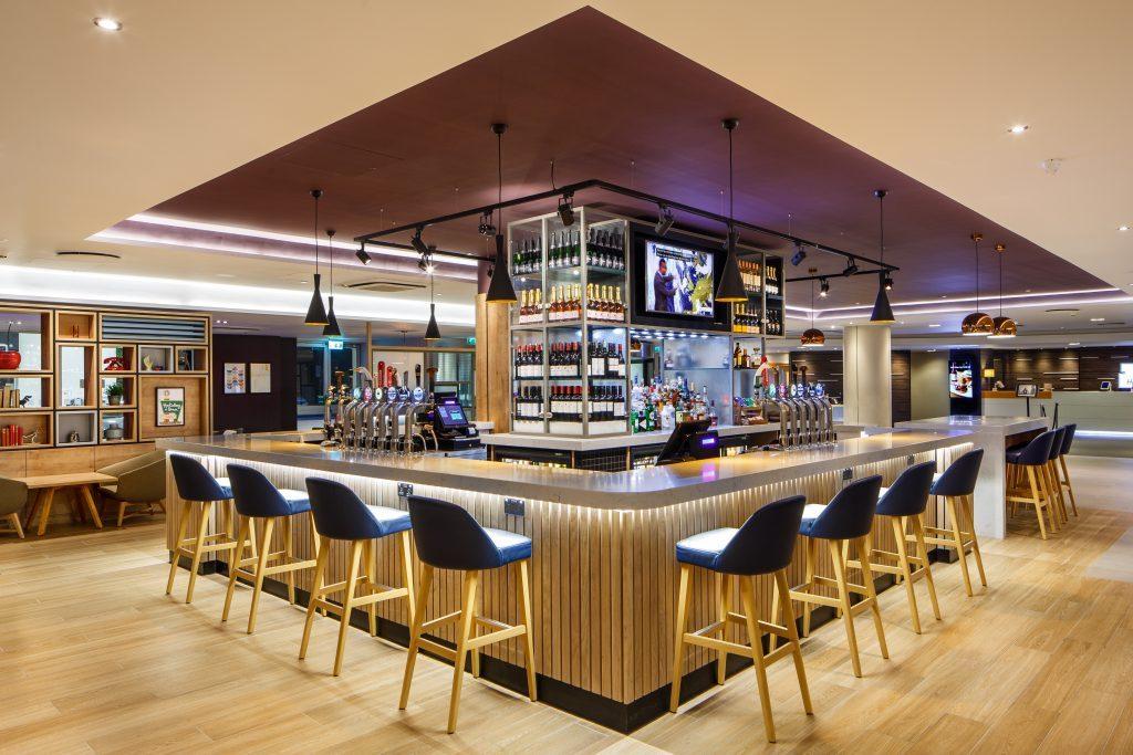 Open Lobby bar