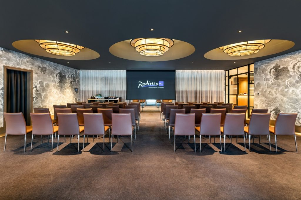 Private dining events with conferences