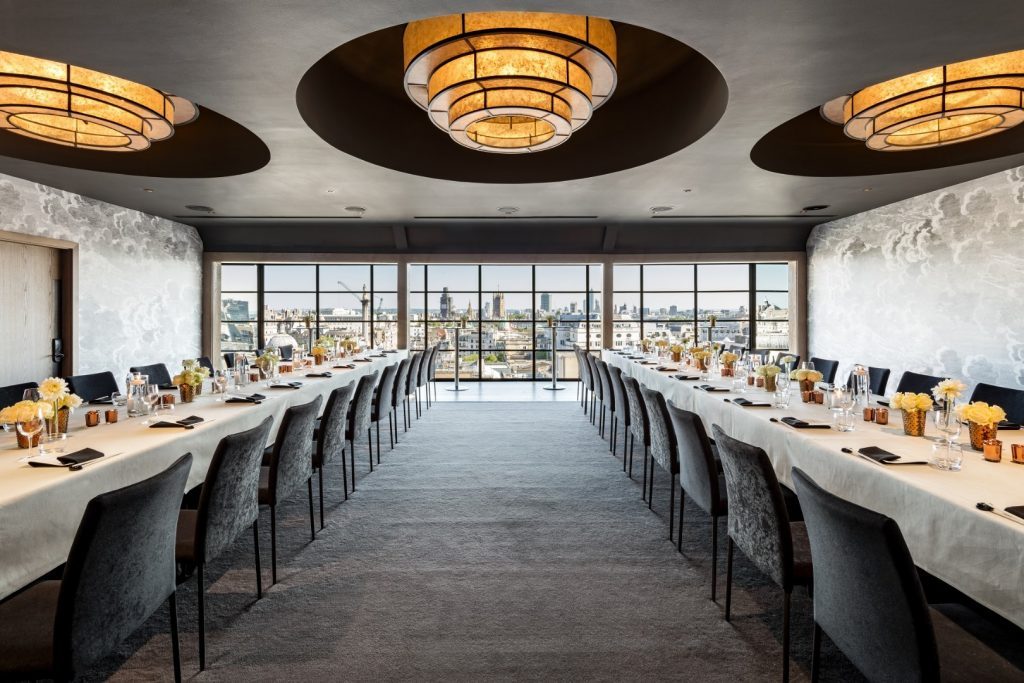 Hampshire Hotel London Private Dining Experience