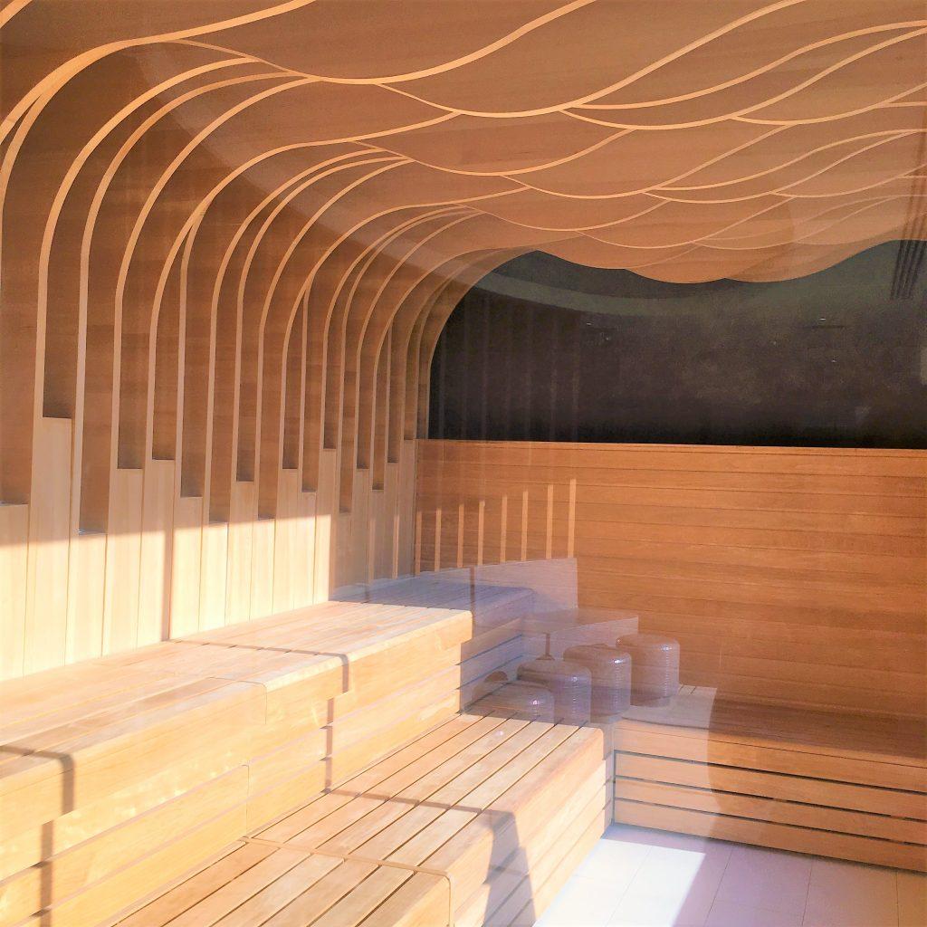 Infused Sauna