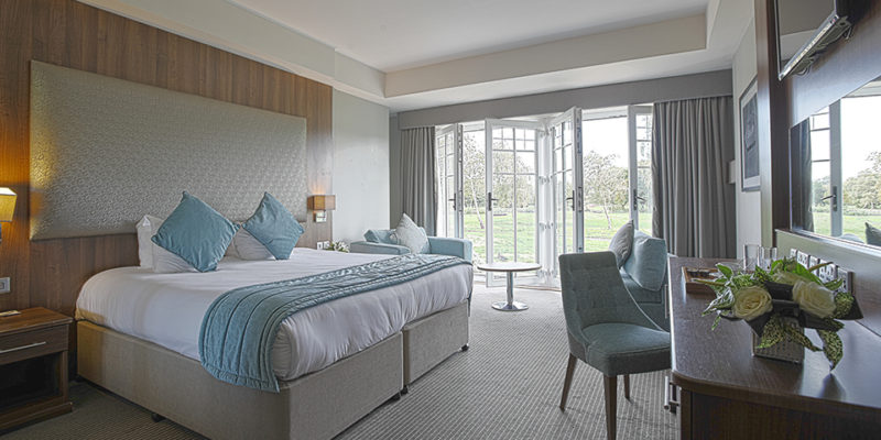 Executive Bedroom at Formby Hall