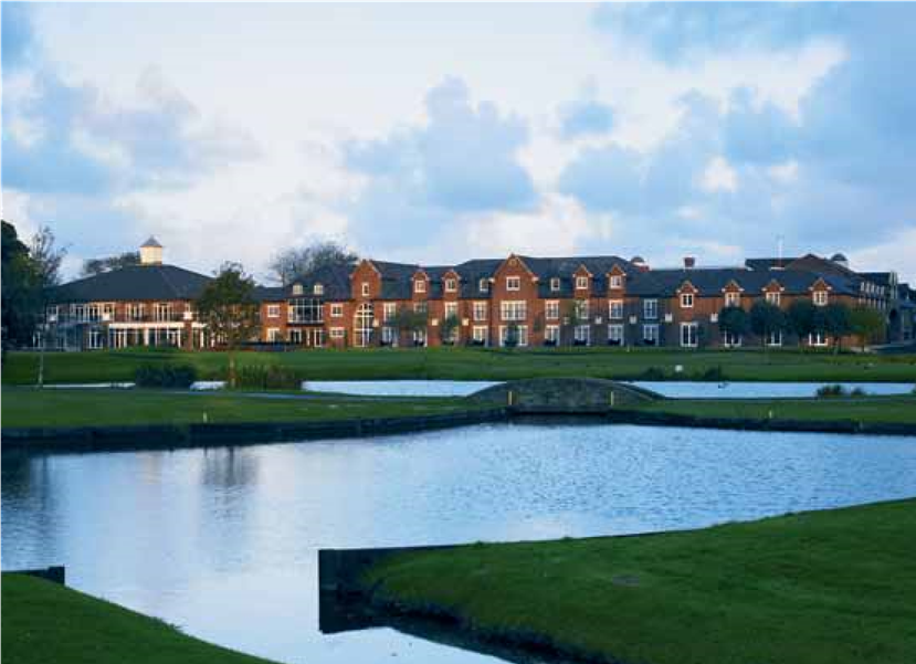 Formby Hall Golf Resort and Spa - exterior view