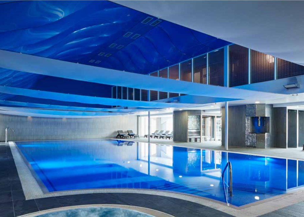 Spa and health club at Formby Hall