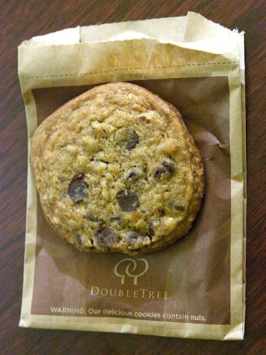 DoubleTree By Hilton Chocolate Cookie