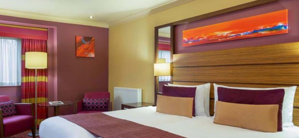 Ashford International Hotel Bedroom