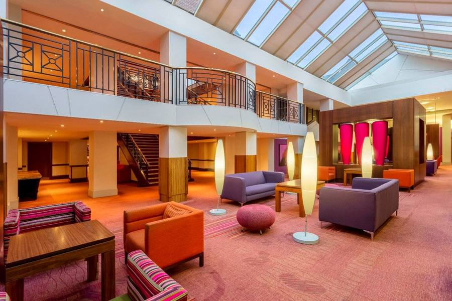 Ashford International Hotel - Lobby